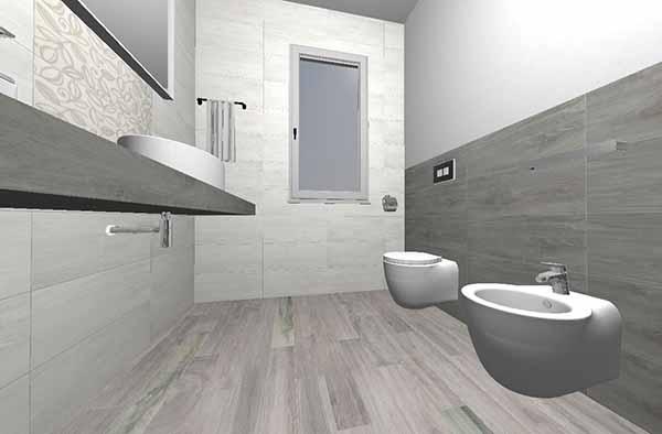 Interior design teramo progettazione interni domus 3d - Software progettazione bagno ...