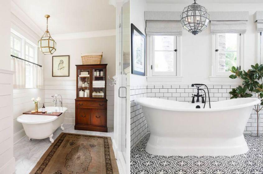 Vasca Da Bagno Retro Prezzi : Vasche da bagno retro bagni stile retrp with vasche da bagno