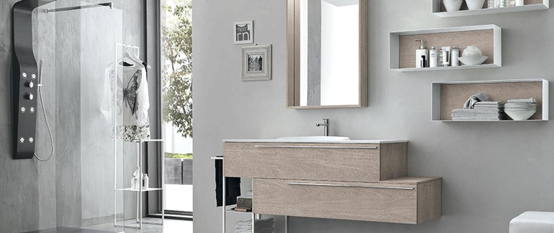 Come arredare il bagno 5 diversi stili gruppo cantarini - Come scaldare il bagno ...