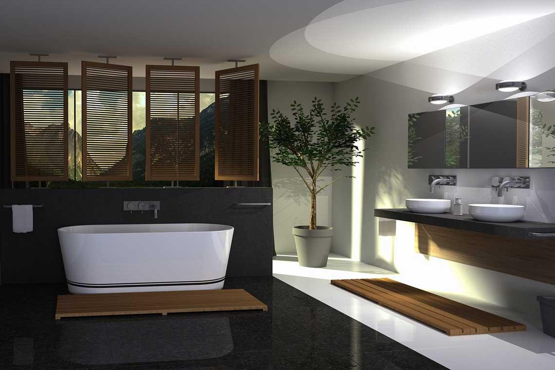 5 piante ideali per bagno quali scegliere gruppo cantarini - Piante per bagno ...