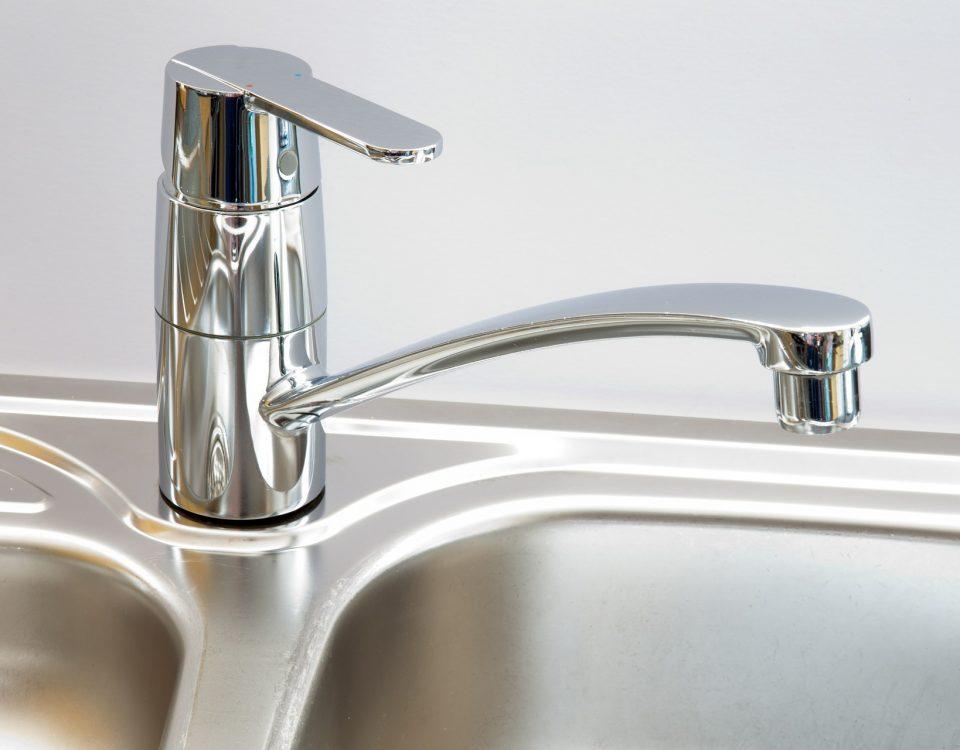 come pulire la rubinetteria