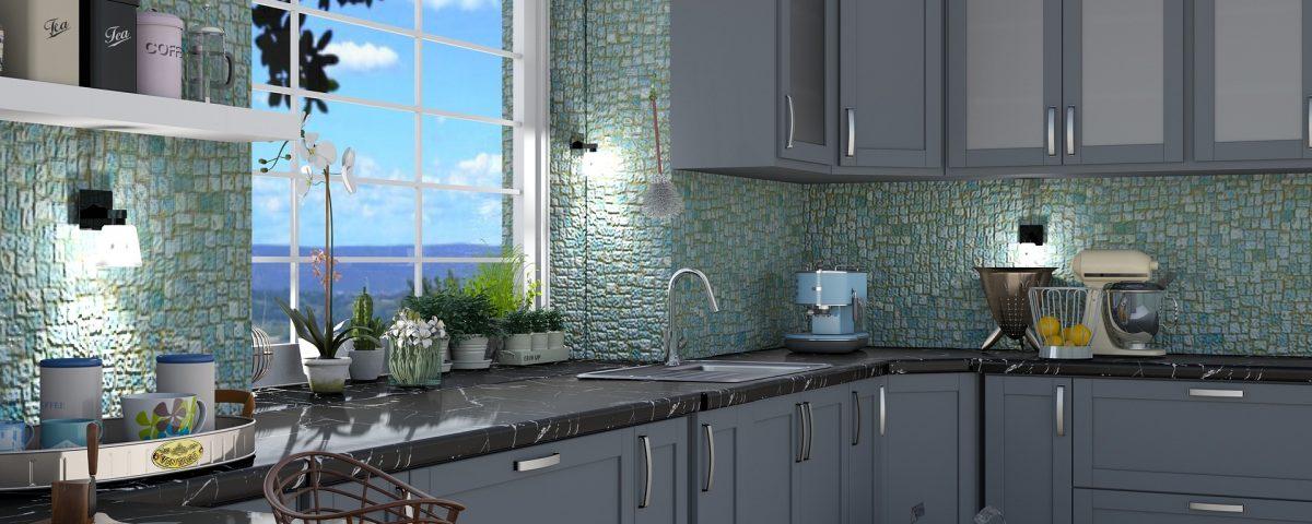 Come scegliere le piastrelle per la cucina | Gruppo Cantarini
